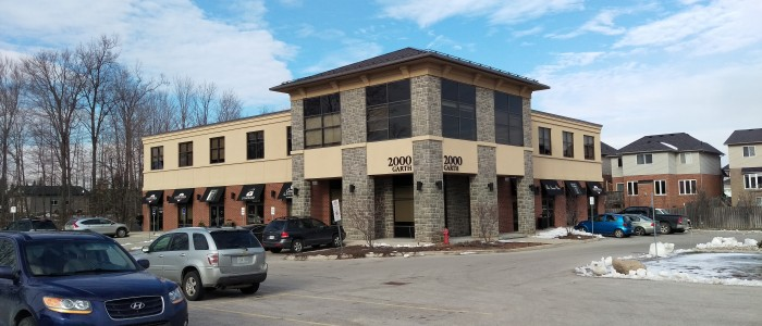 2000 Garth St, Hamilton - Starward Corporate Office