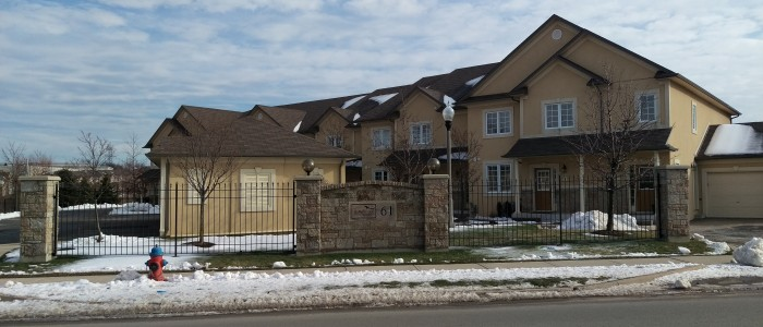 Cloverleaf Drive Ancaster, Marz Homes